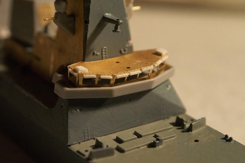 1/700scale模型 ペンギン工廠日誌