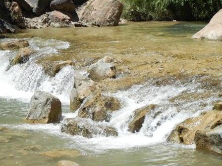 ザイオンの川