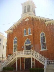 アラバマ生活雑記帳-MLK Jr.の教会
