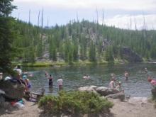 アラバマ生活雑記帳-Yellowstone 16