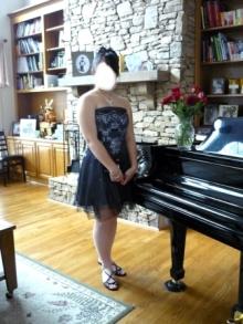 アラバマ生活雑記帳-prom dress