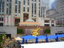 $アラバマ生活雑記帳-Rockefeller Center
