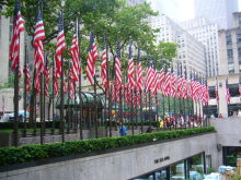 $アラバマ生活雑記帳-Rockefellerの国旗