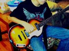 $アラバマ生活雑記帳-bass guitar