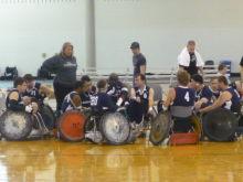 アラバマ生活雑記帳-Wheelchair Rugby02