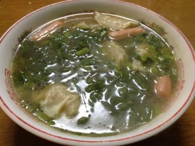 2013.12.15朝食
