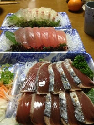 2013.12.19晩飯