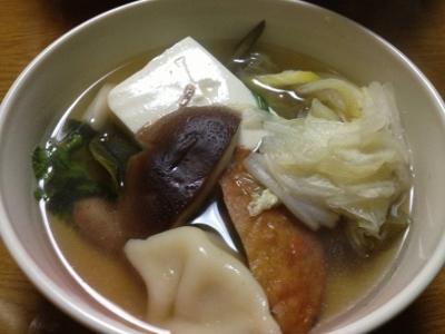 2013.12.19晩飯2