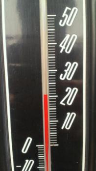 気温21度2012.7.20