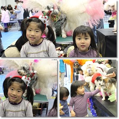 幼稚園での発表会2012-1
