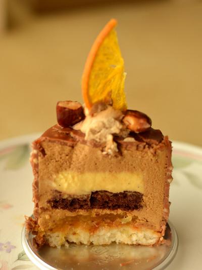【ケーキ】ハイアット・リージェンシー「カフェオランジュ」02