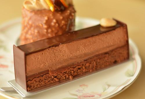 【ケーキ】ハイアット・リージェンシー「ディアマンノワール」01