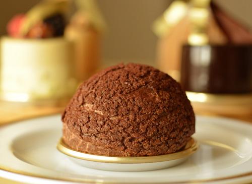【ケーキ】デリーモ「シュークリームショコラ」