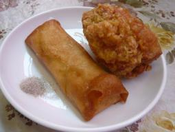 中華料理-金龍定食2