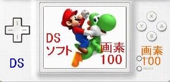 DSでDSソフトを表示