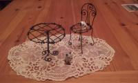 ワイヤー テーブル