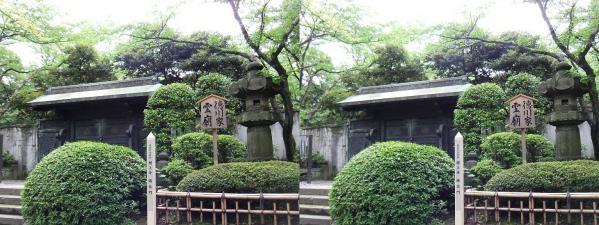 増上寺⑨(平行法)
