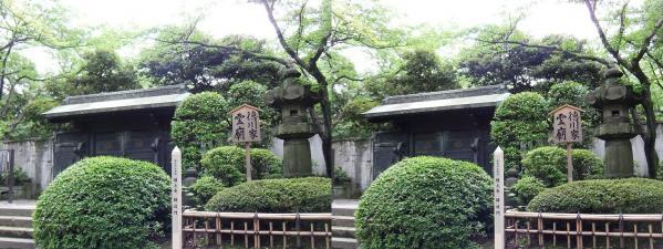 増上寺⑨(交差法)