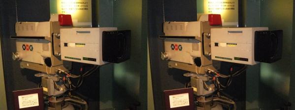 NHK放送博物館①(交差法)
