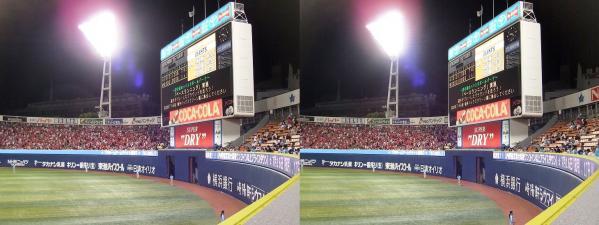 DeNA-広島2012.7.15⑧(交差法)