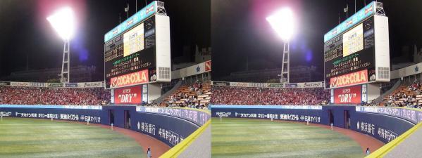 DeNA-広島2012.7.15⑧(平行法)