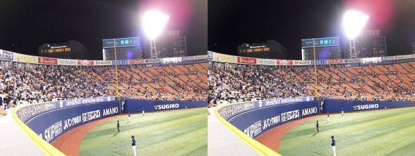 DeNA-広島2012.7.15⑥(交差法)