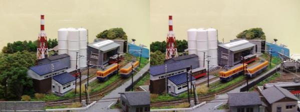 鉄道模型⑩(平行法)