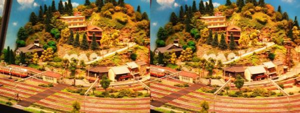 鉄道模型⑧(平行法)
