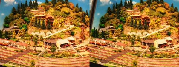 鉄道模型⑧(交差法)
