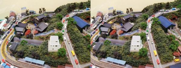 鉄道模型⑥(平行法)