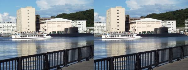 横須賀ヴェルーニ公園④(交差法)