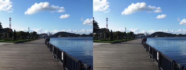横須賀ヴェルーニ公園②(平行法)