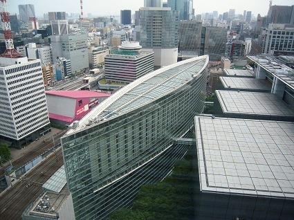 東京国際フォーラム外観