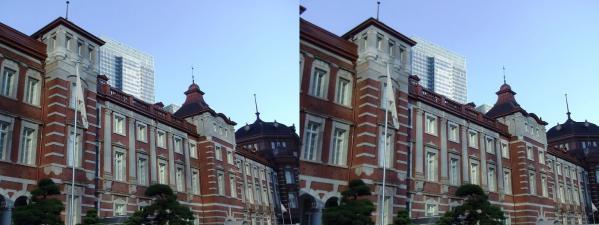 新東京駅舎⑥(平行法)
