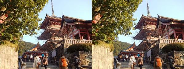 清水寺①(平行法)