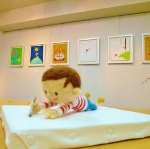 20120821_イクタケさん個展
