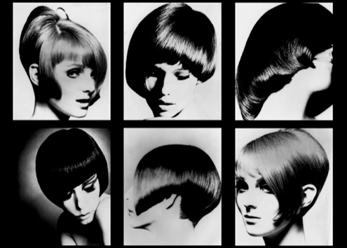 by Vidal Sassoon