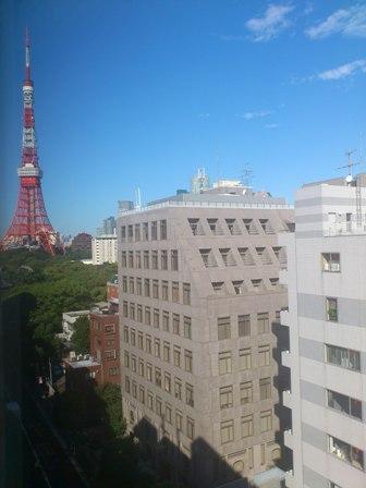 東京タワーぁ