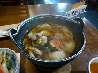 シャモロック鍋