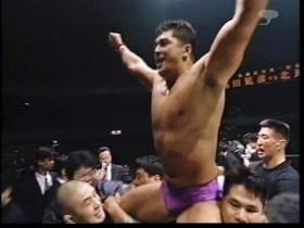 高田引退試合煽りV19