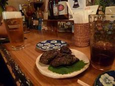パラダイスカフェの美味しい黒ゴマ鶏