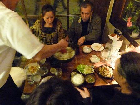 最高に美味しいカラシヤクラシックのお料理の数々