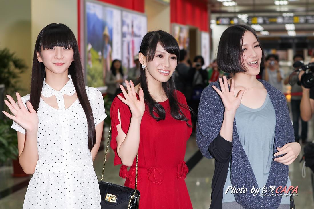 Prfm_ASIAtour2012@TWN_抵達松山機場121025_1