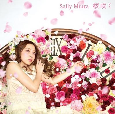 Sally Miura - Sakuara Saku
