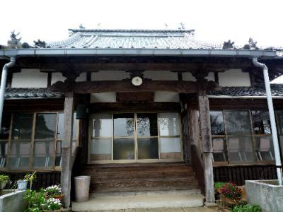 医王山浄漸寺本堂(1)