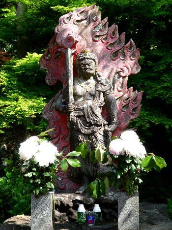 杉岳山大聖寺の御朱印 4