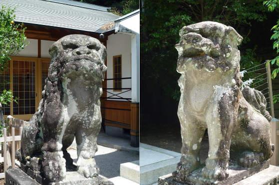 伊萬里神社の御朱印 2