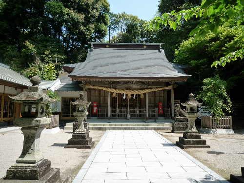 伊萬里神社の御朱印 7