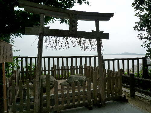 志賀海神社の御朱印2 7