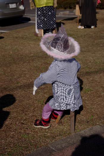 癒しの「やまくにかかしワールド」2012~子どもワールドその17